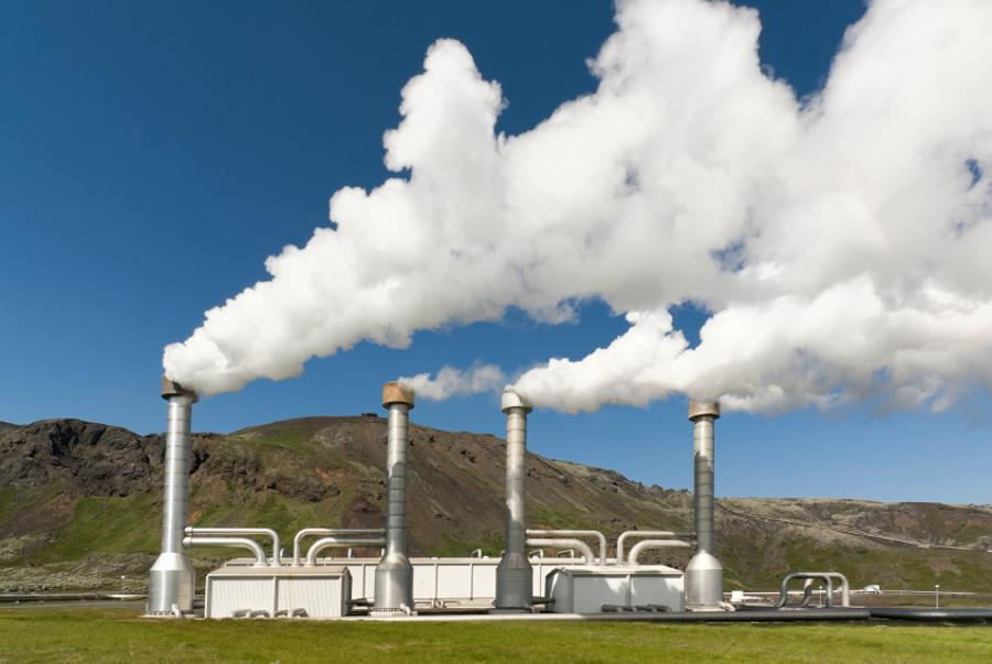 Geothermal Plant Gears For November Launch