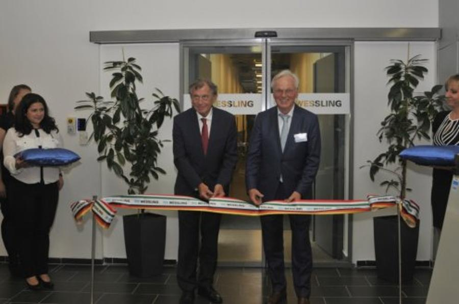 Wessling Knowledge Centre Inaugurated In Hungary