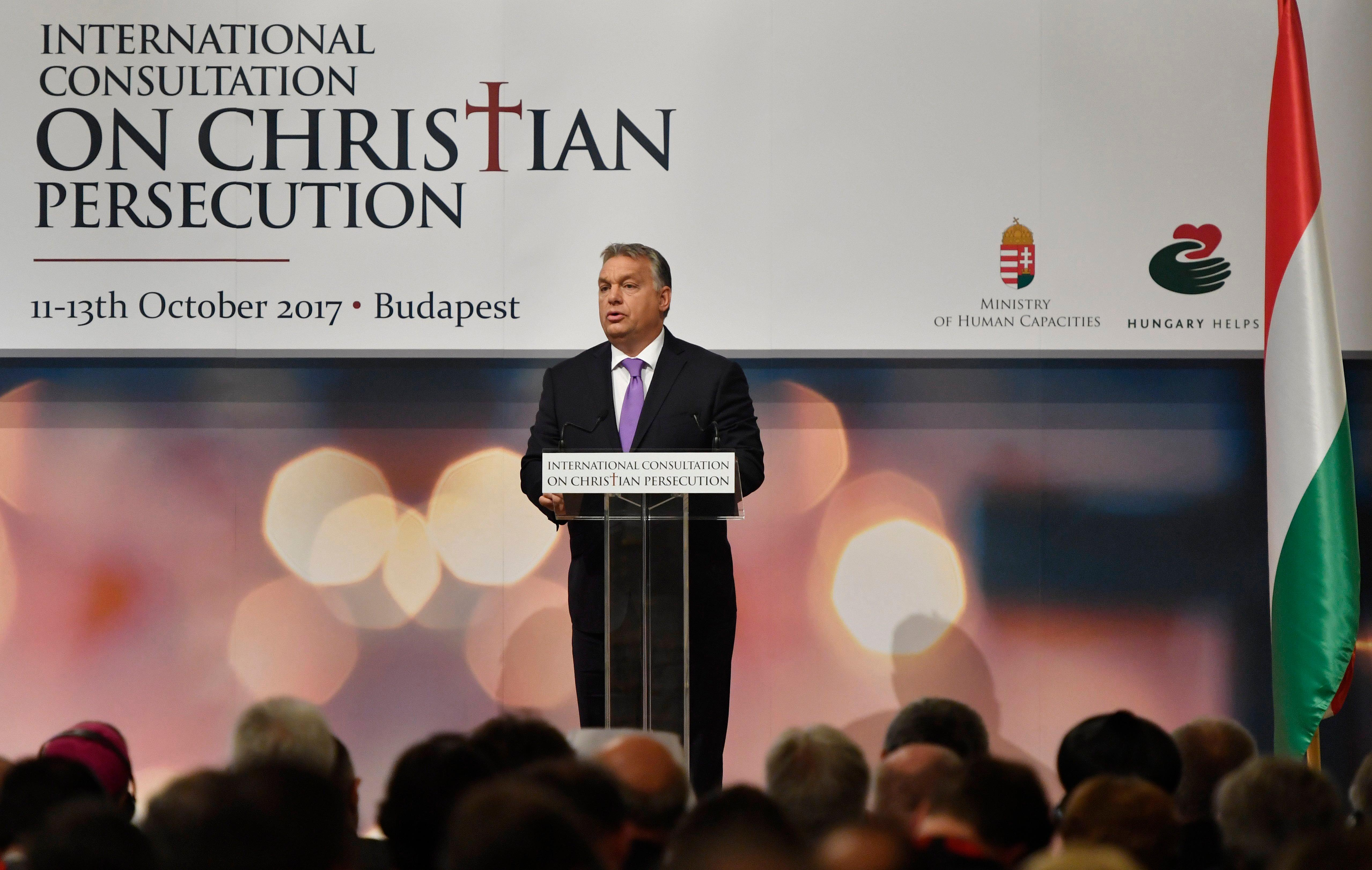 International Conference On Christian Persecution Held In Budapest