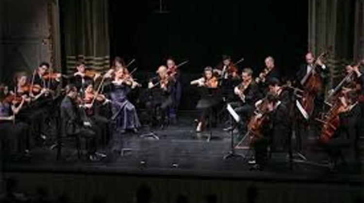 Anima Musicae Chamber Orchestra Concert, Budapest, 28 October