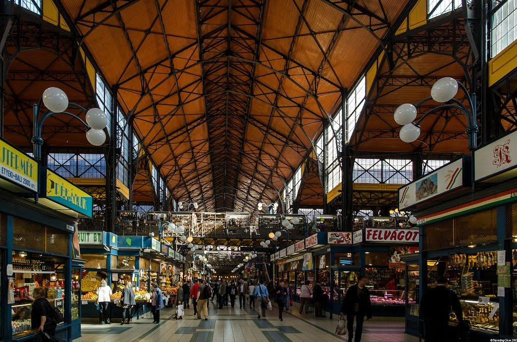 Holiday Opening Hours At Budapest Markets