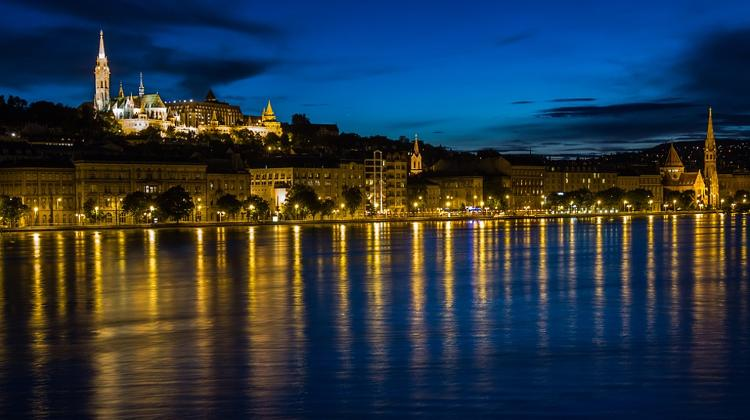 Video: A Panoramic View Of Budapest
