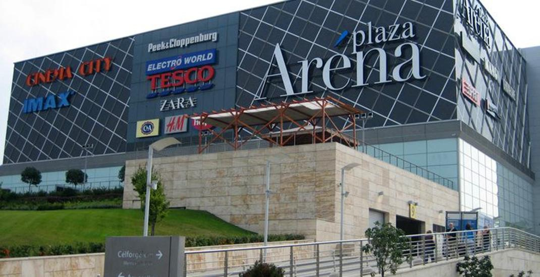 Aréna Plaza Buys Adjacent Land