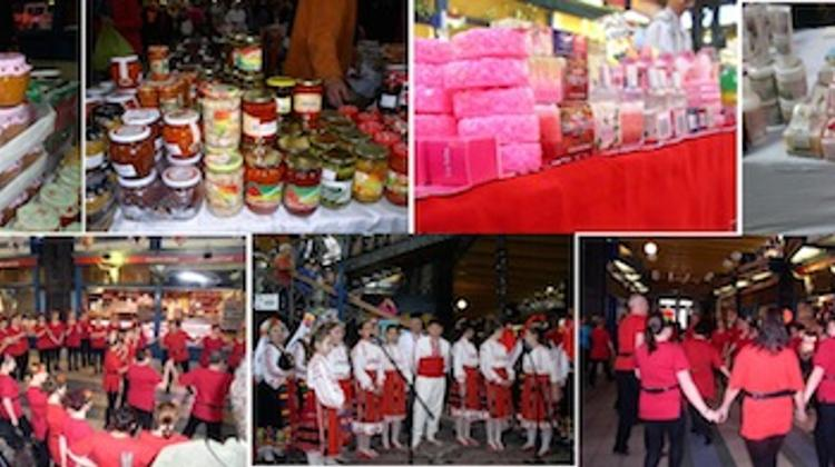 Bulgarian Days, Central Market Hall, 17-19 October