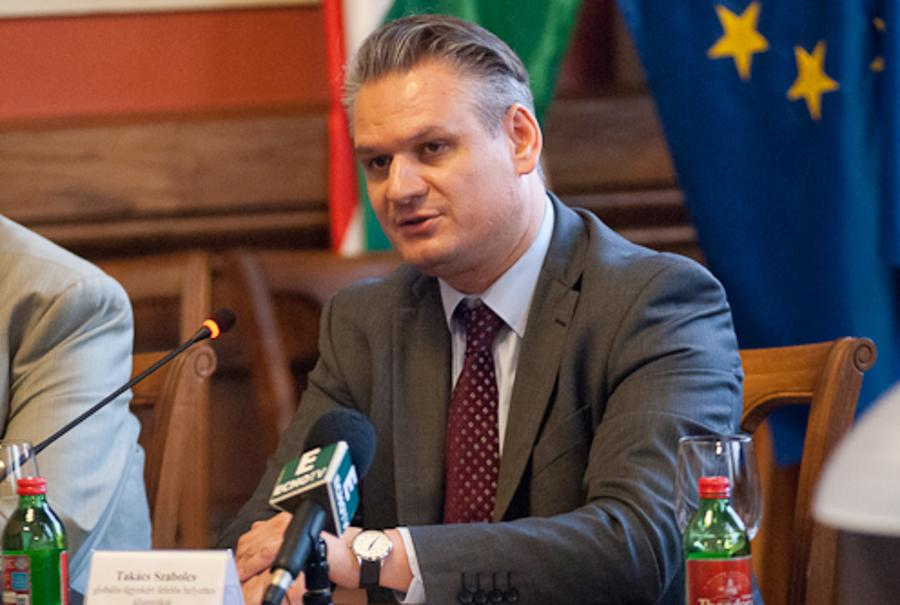 Government Official Holds Talks With Bulgarian EU Officials