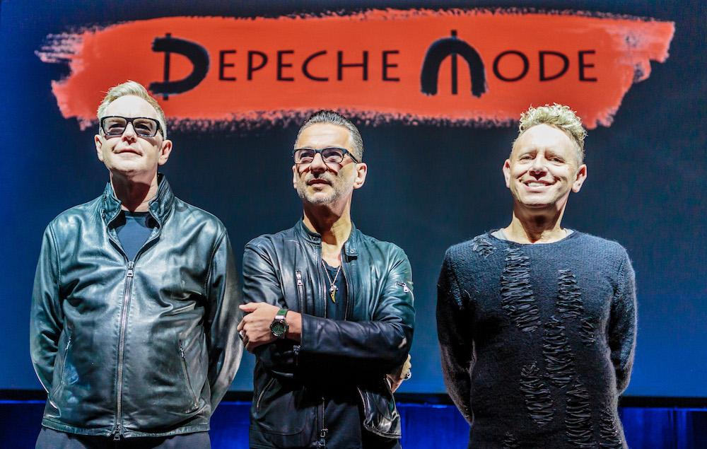 Depeche Mode & Iron Maiden To Perform VOLT Festival 2018