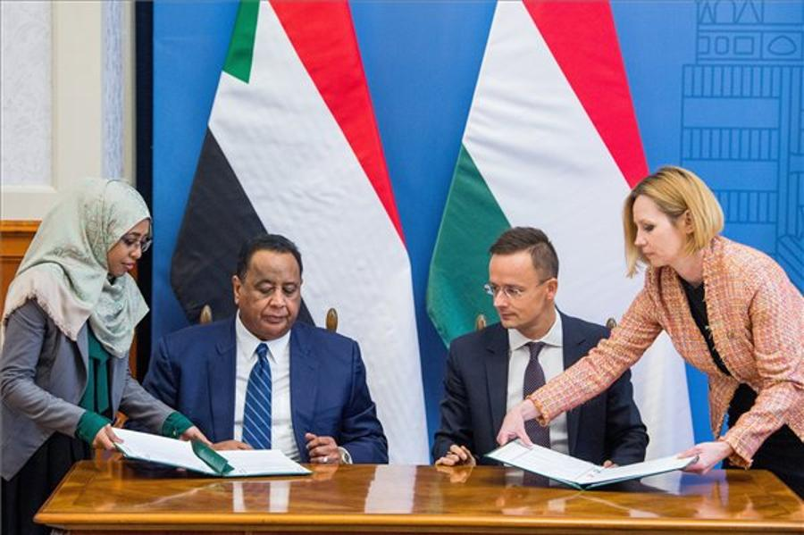Szijjártó: Europe's Security Lies In Africa's Stability