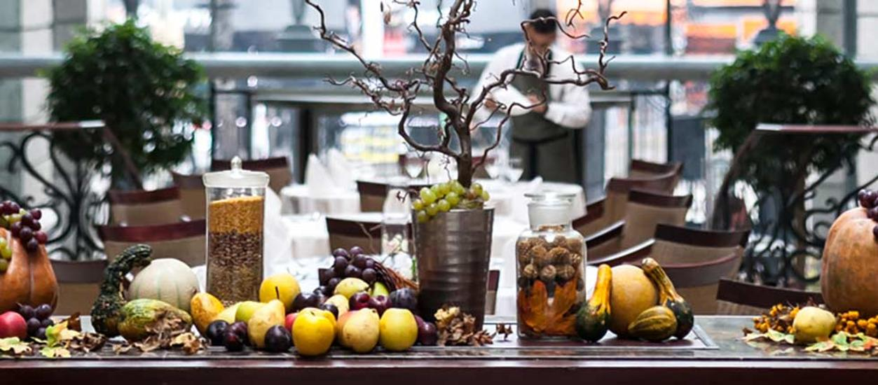Thanksgiving Brunch @ Corinthia Hotel Budapest, 19 November
