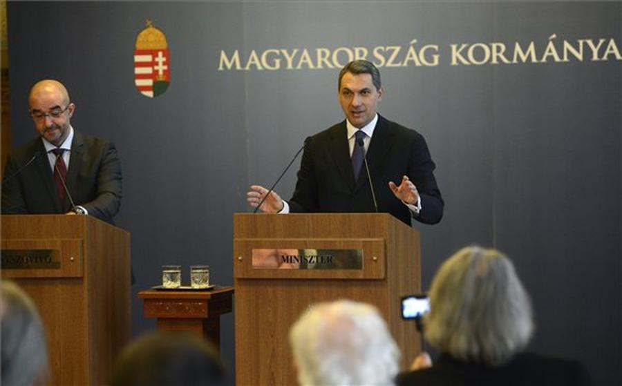 Govt Office Chief: Efforts To Undermine Hungary Again Under Way In Brussels