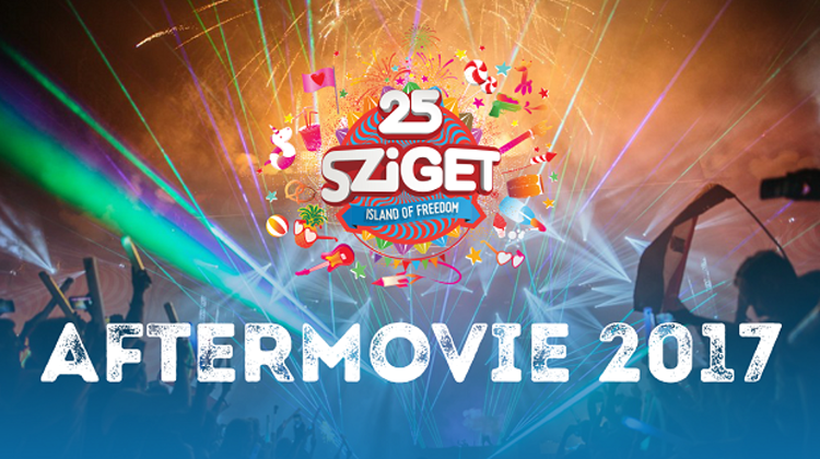 The Sziget Aftermovie Has Arrived - The Love Revolution Begins