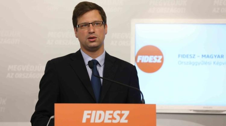 Fidesz Group Leader: Hungarian-German Relations Good 'Despite Smear Campaign' By Press