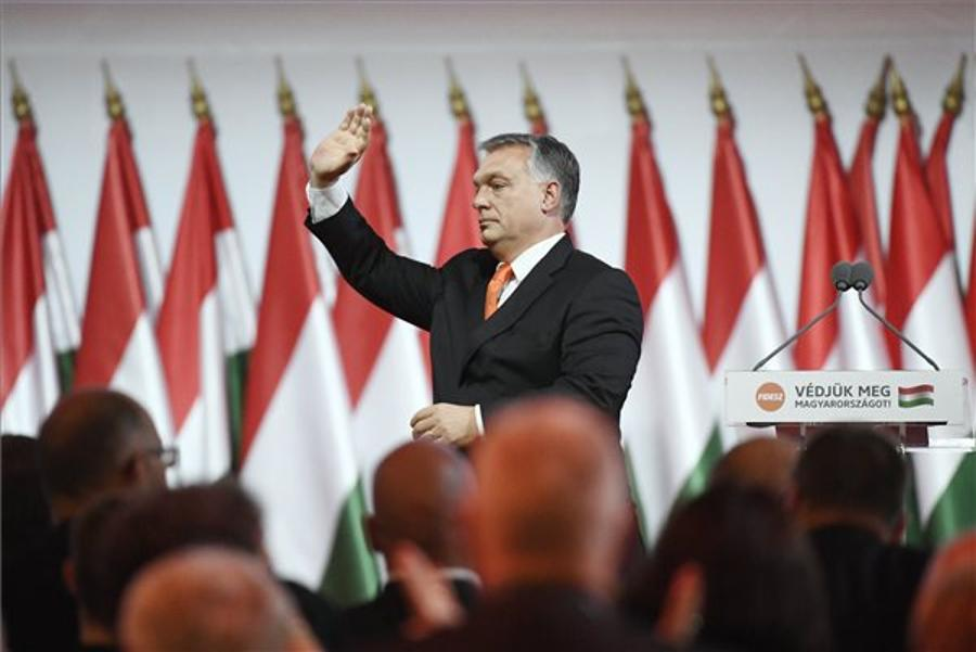 Local Opinion: PM Orbán Re-Elected As Party Leader