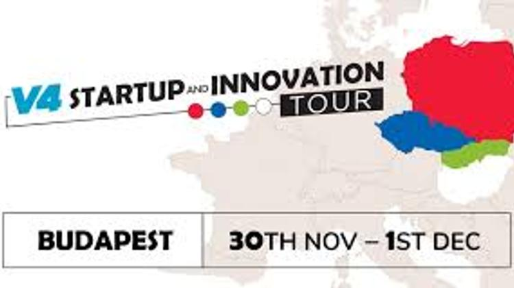 V4 Innovation Tour To Open In Budapest On Thursday
