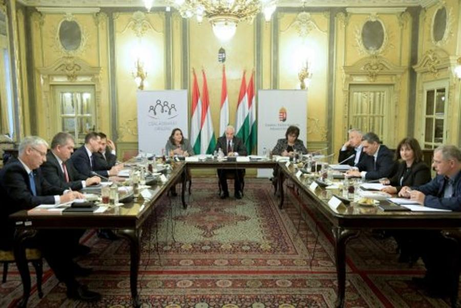Family Affairs Cabinet Formed By Hungarian Govt