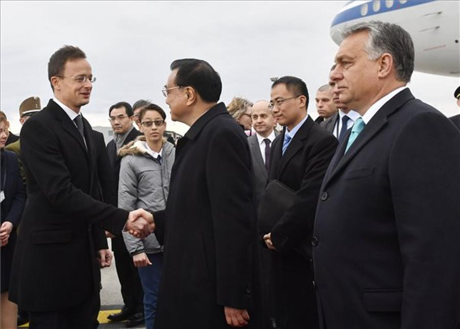 Szijjártó: Hungary Aims To Be Region's Top Exporter To China