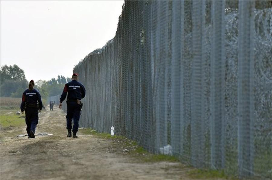 No Matter Who Wins The Election, Hungary's Border Fence Is Here To Stay
