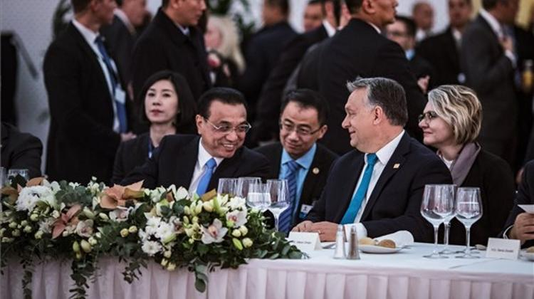 China-CEE Summit – Orbán: China's Economy Fount Of Opportunities