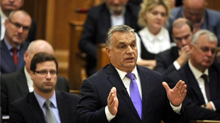 Hungary's PM Orbán Refuses To Debate Challengers