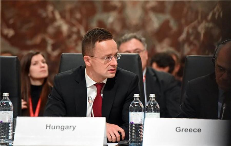 Foreign Minister: Hungary Germany's 'Most loyal' EU Peer