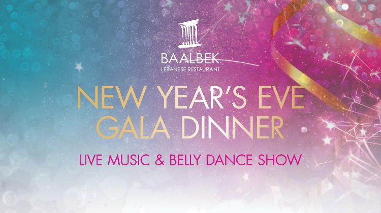 New Year's Eve Gala Dinner At Baalbek