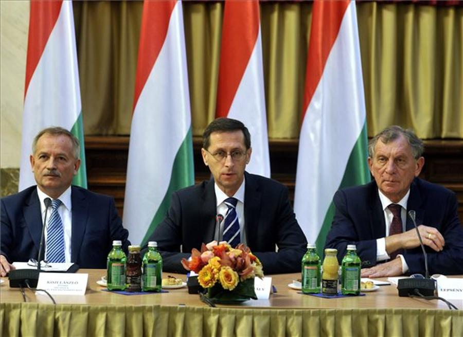 Hungary, Iran Strengthening Economic Ties