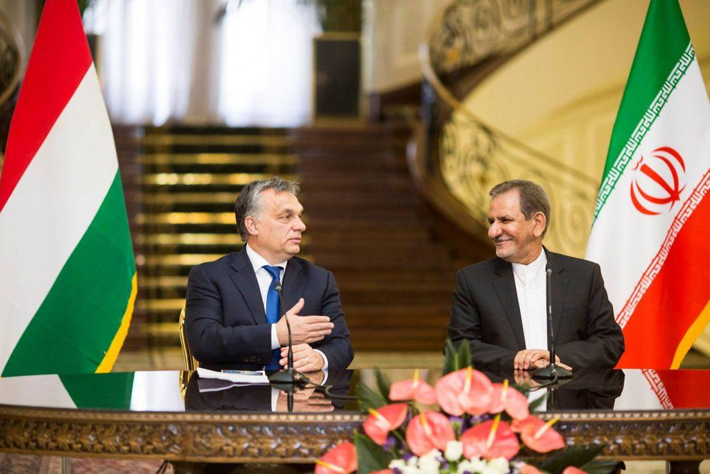Hungary Wants To Significantly Deepen Ties With Iran