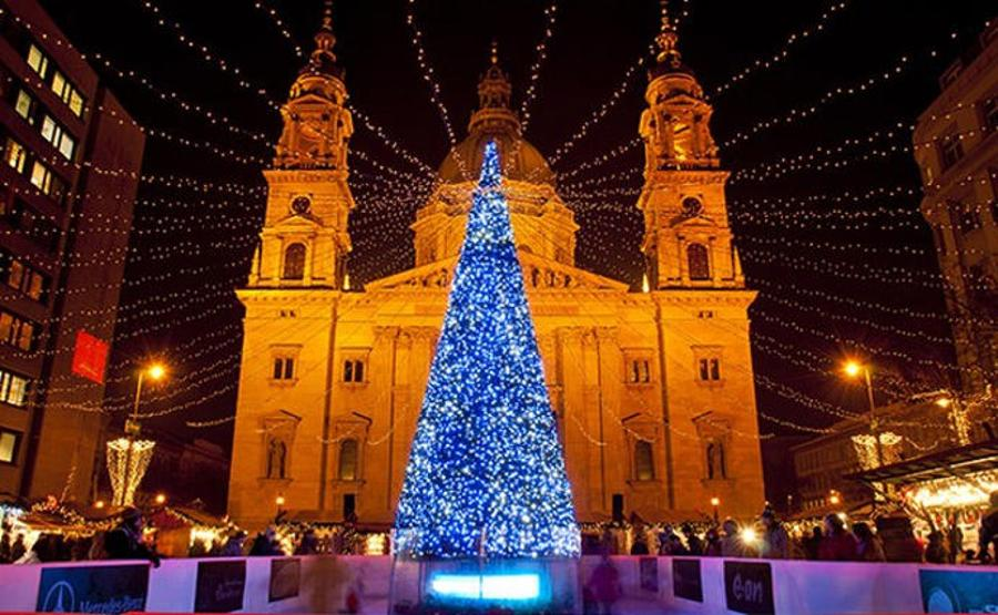 Video: Christmas Market @ St Stephen's Basilica