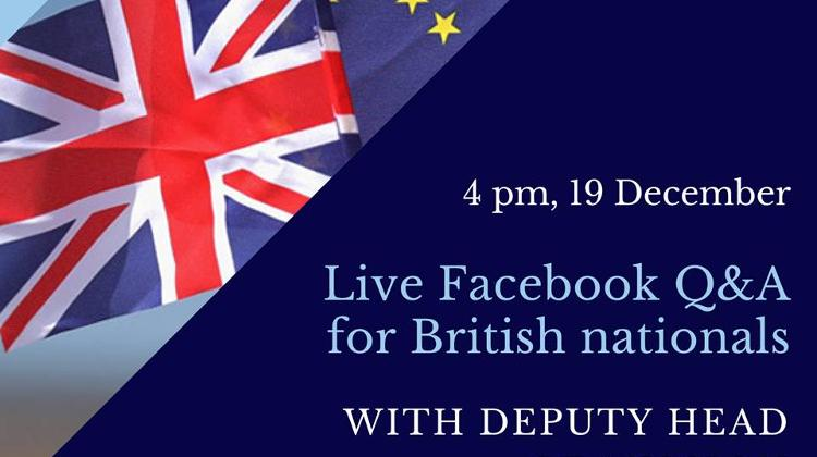 British Embassy Budapest: Q&A for British Citizens In Hungary