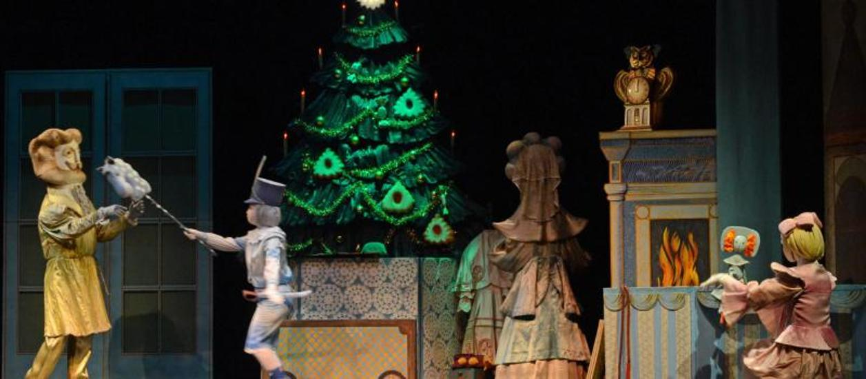 'The Nutcracker', Festival Theatre Budapest, 22 December