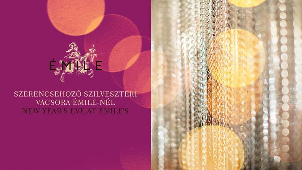 New Year's Eve At Émile's