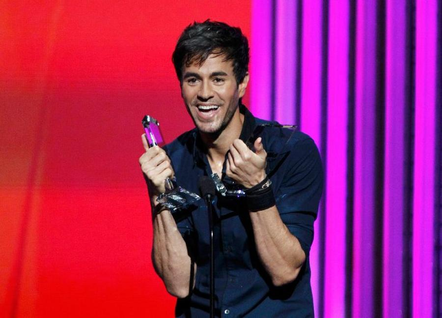 Tickets Available: Enrique Iglesias, Budapest Aréna, 11 March