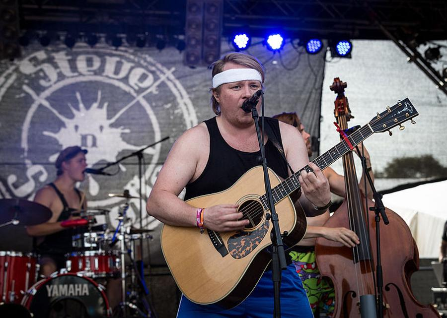 Steve 'n' Seagulls, Barba Negra Music Club, 14 December