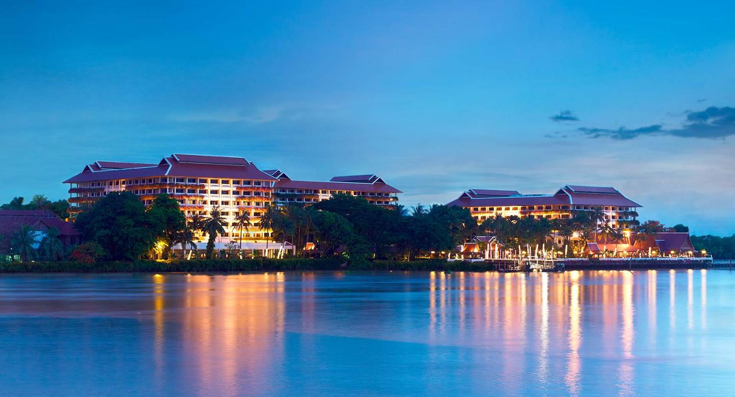 Escape From Budapest To A Riverside Oasis At Anantara's Bangkok Resort
