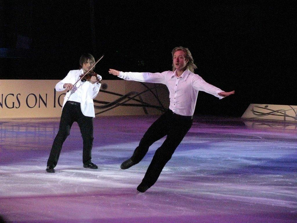 'Kings On Ice', Budapest Aréna, 29 April