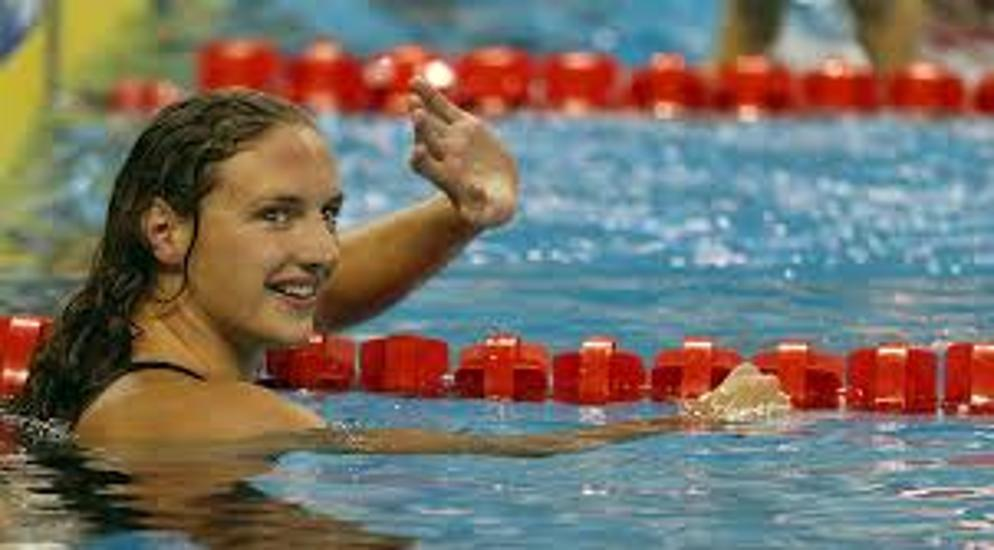 Hungarian Swimmer Katinka Hosszú Named European Sportswoman Of 2017