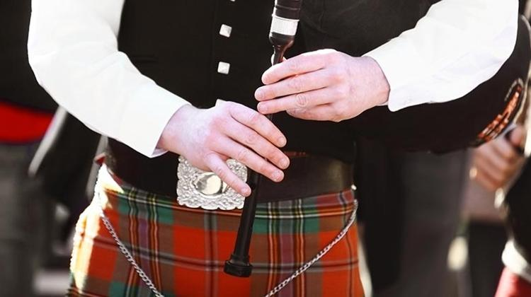 Scottish Brunch, Corinthia Hotel Budapest, 28 January