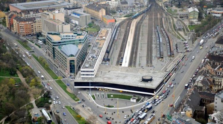 Reconstruction Of Budapest's Déli (Southern) Railway Terminal Delayed