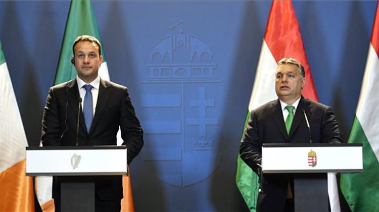 Orbán & Irish PM: Strong National Economies Make Strong EU