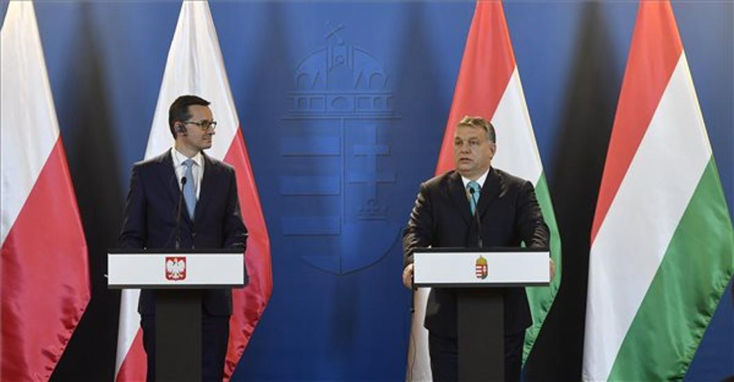 Hungary's PM Orbán: 2018 To Be Year Of Mass Debates