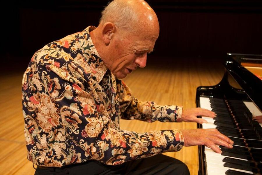 Tickets Available: David Helfgott Piano Concert, Budapest Aréna, 15 August