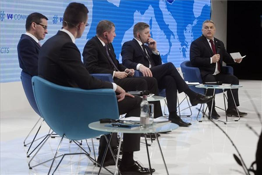 Viktor Orbán: Europe Needs To 'Go Back To The Drawing Board'