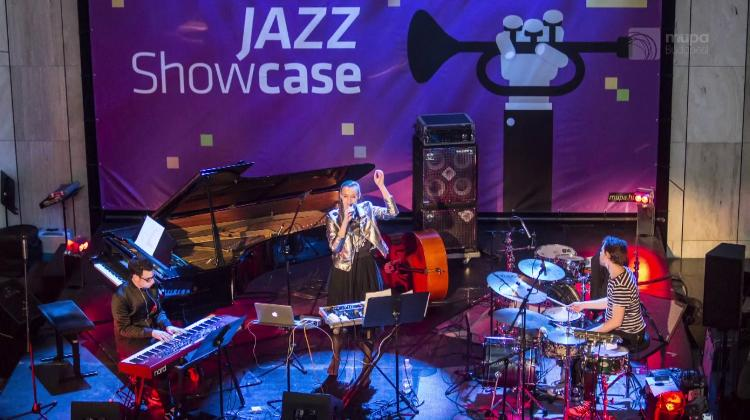 Coming Up: 'Jazz Showcase', Mupa Budapest, 8 - 10 February