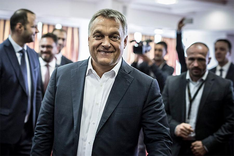 PM Orbán's Father's Company Awarded Massive State Contract