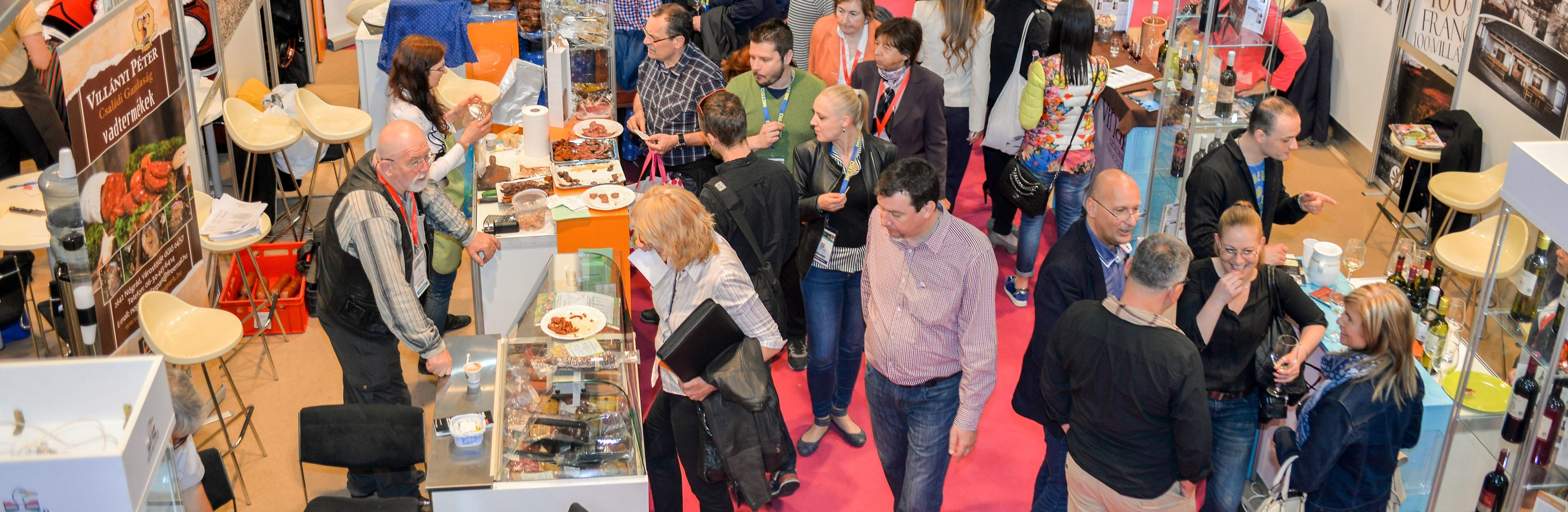 'Sirha Food & Catering Show', Hungexpo, 7 - 9 February