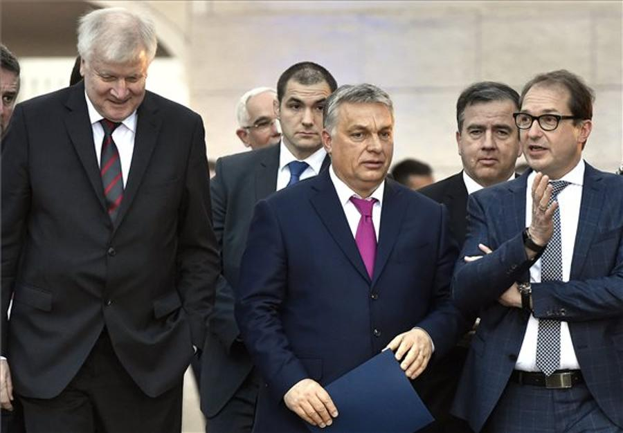 Local Opinion: PM Orbán Visits The CSU