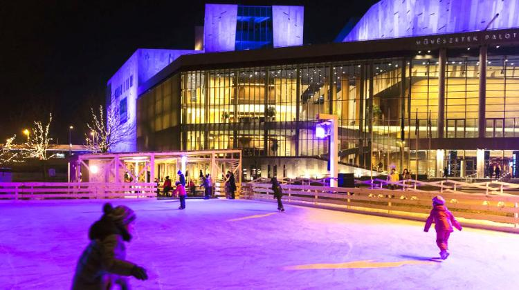 Müpa Ice Rink Open Until 28 January