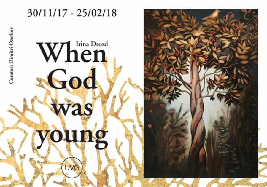 'When God Was Young Exhibition', Ural Vision Gallery Budapest