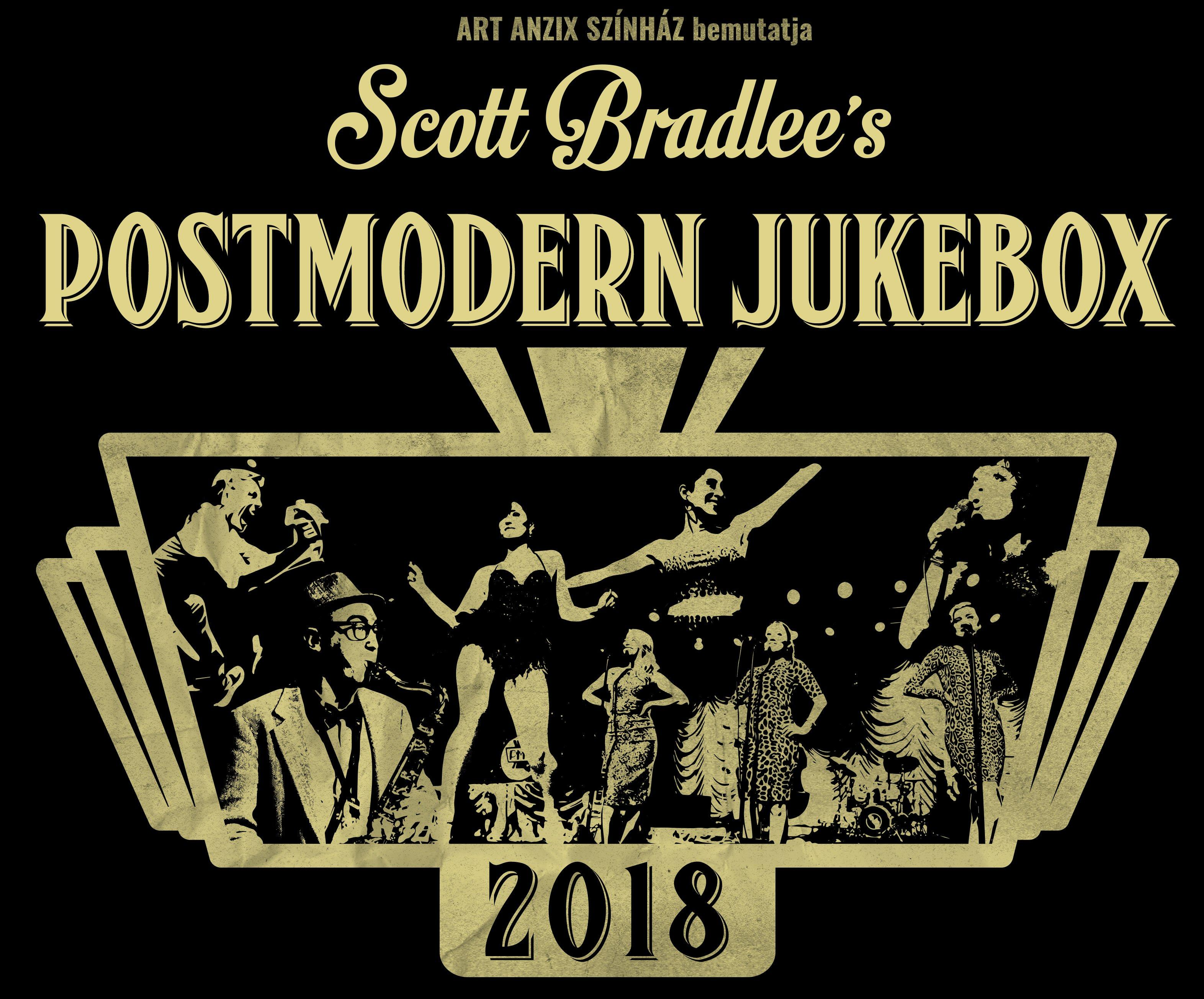 Scott Bradlee's 'Postmodern Jukebox', Budapest Arena, 17 May