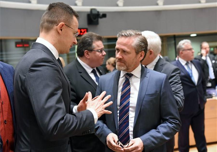 Szijjártó: Libya's Instability Risk For Europe's Security
