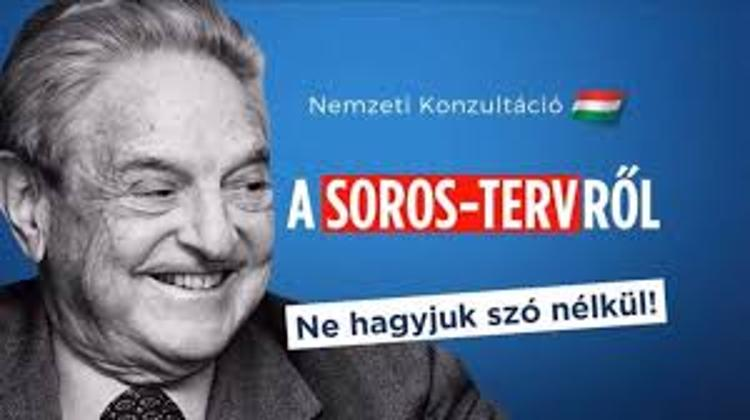 "Govt Announces ""Stop Soros"" Law Package"